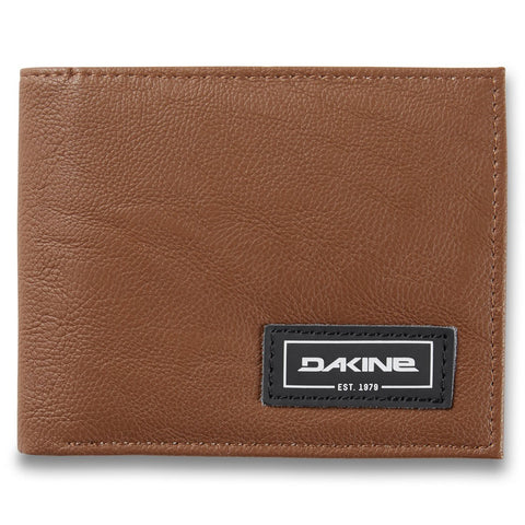 Riggs Coin Wallet Brown