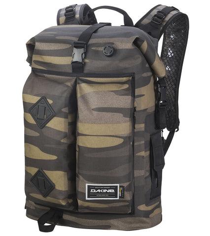 Cyclone 2 Dry Pack 36L Camo