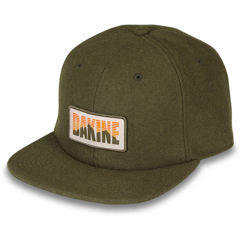 Skyline Trucker Hat Olive