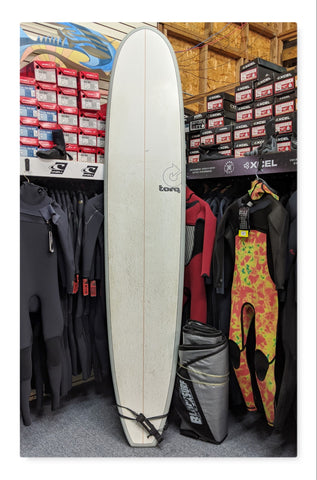 "Used 9'6"" Torq w/ Bag + Leash"