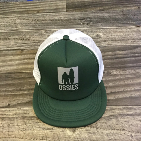 Sasquatch Hat Forest Green