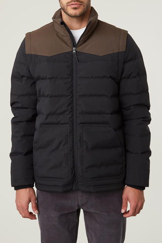 Sierra Quilted Jacket