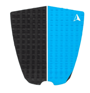2 Piece Traction Pads Black Blue
