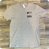 10 Barrel X Ossies Shirt Large Grey