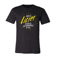 Light(Glow in the Dark) - Unisex T-shirt