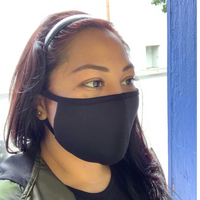 BLANK- Black Double Layer Mask
