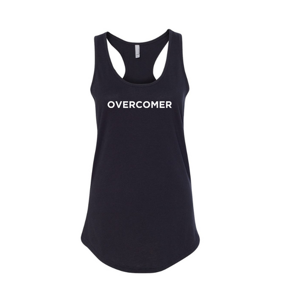 Overcomer- Women's Ideal Racerback Tank