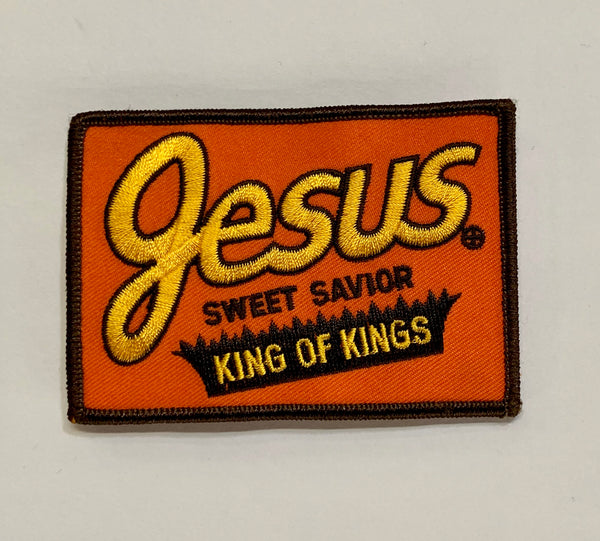 King of Kings (Recess Edition)- Embroidered Patch