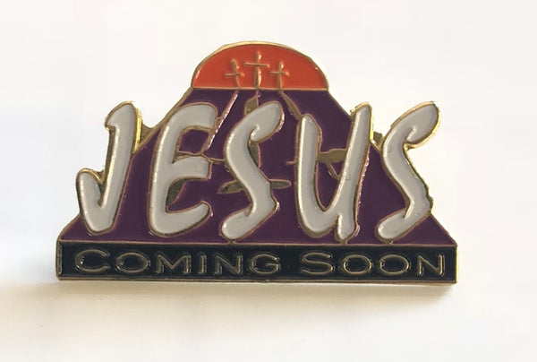 Coming Soon- Vintage Hard Enamel Pin