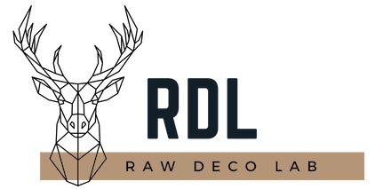 RDL - Raw Deco Lab Logo