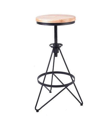 Oreo Industrial Design Barstool - Raw Deco Lab