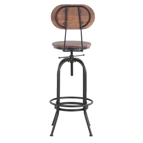 Charmy Industrial Design Barstool - Raw Deco Lab