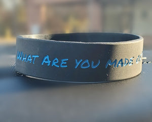 What Are You Made Of? Bracelet 3/4""