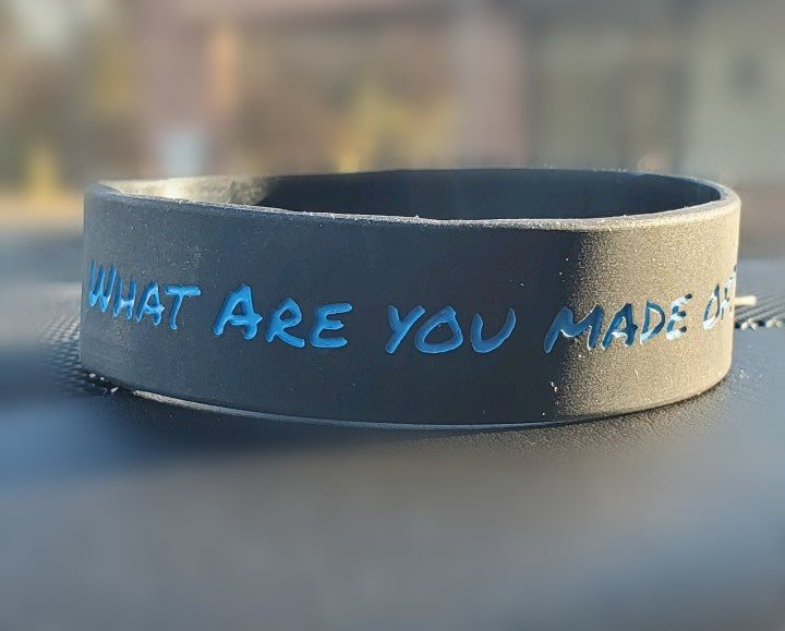 What Are You Made Of? Bracelet 3/4