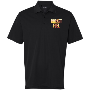 Adidas Golf ClimaLite Basic Performance Pique Polo: Rocket Fuel