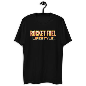 Short Sleeve T-shirt: Rocket Fuel Lifestyle3