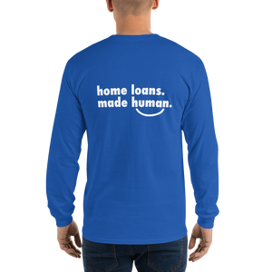 Long Sleeve T-Shirt: NATIONS