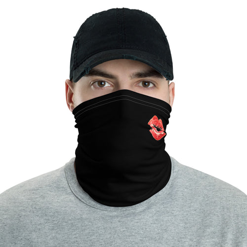Neck Gaiter: Masks Kiss Me