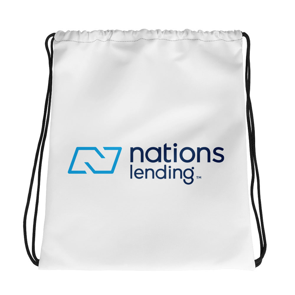 Drawstring bag: NATIONS