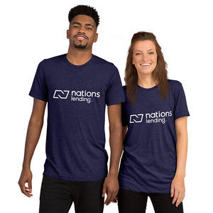 Short Sleeve T-shirt: NATIONS