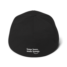 Structured Twill Cap: NATIONS