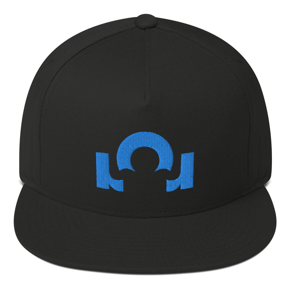 Flat Bill Cap: New Logo What Are You Made Of?