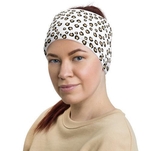 Neck Gaiter: Leopard Masks