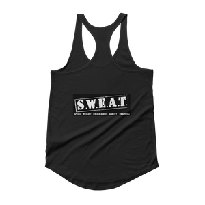 Ladies' Shirttail Tank: Savage Race