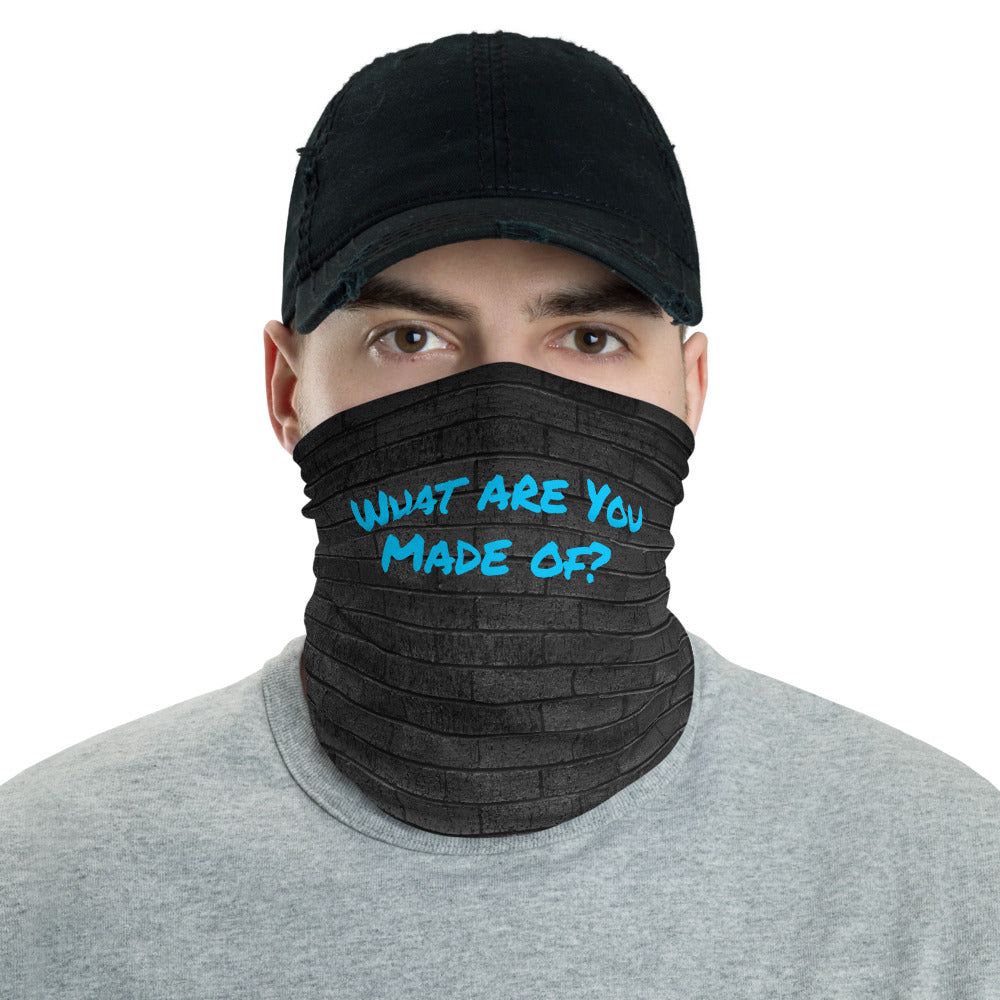 Neck Gaiter: What Are You Made Of? Masks