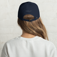Baseball Hat: Coastal Life