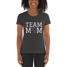 Women's t-shirt: TEAM MOM