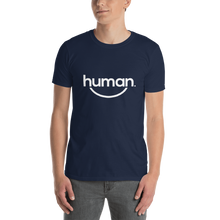 Short-Sleeve Unisex T-Shirt: NATIONS/ BLUE BACK GRAPHIC