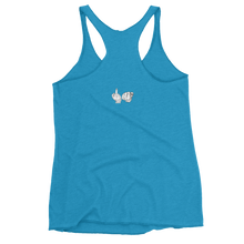 Women's Racerback Tank: BUCK FURPEES