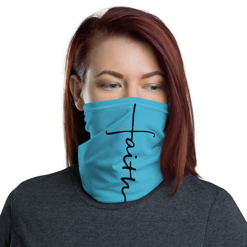 Neck Gaiter: FAITH Masks