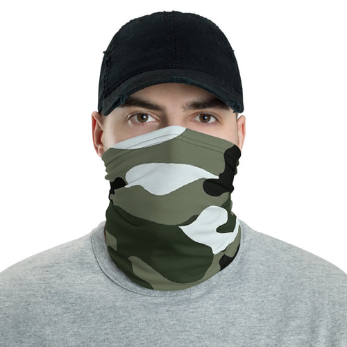 Neck Gaiter: Camo Masks