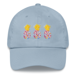 Hat: Pineapples