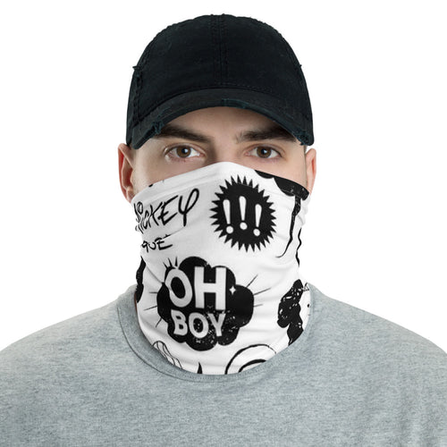 Neck Gaiter: Mickey Masks