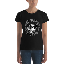 Women's short sleeve t-shirt: Savage