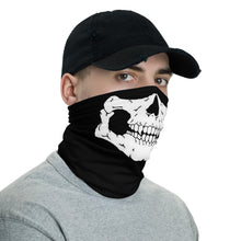 Neck Gaiter: Skull Face Masks