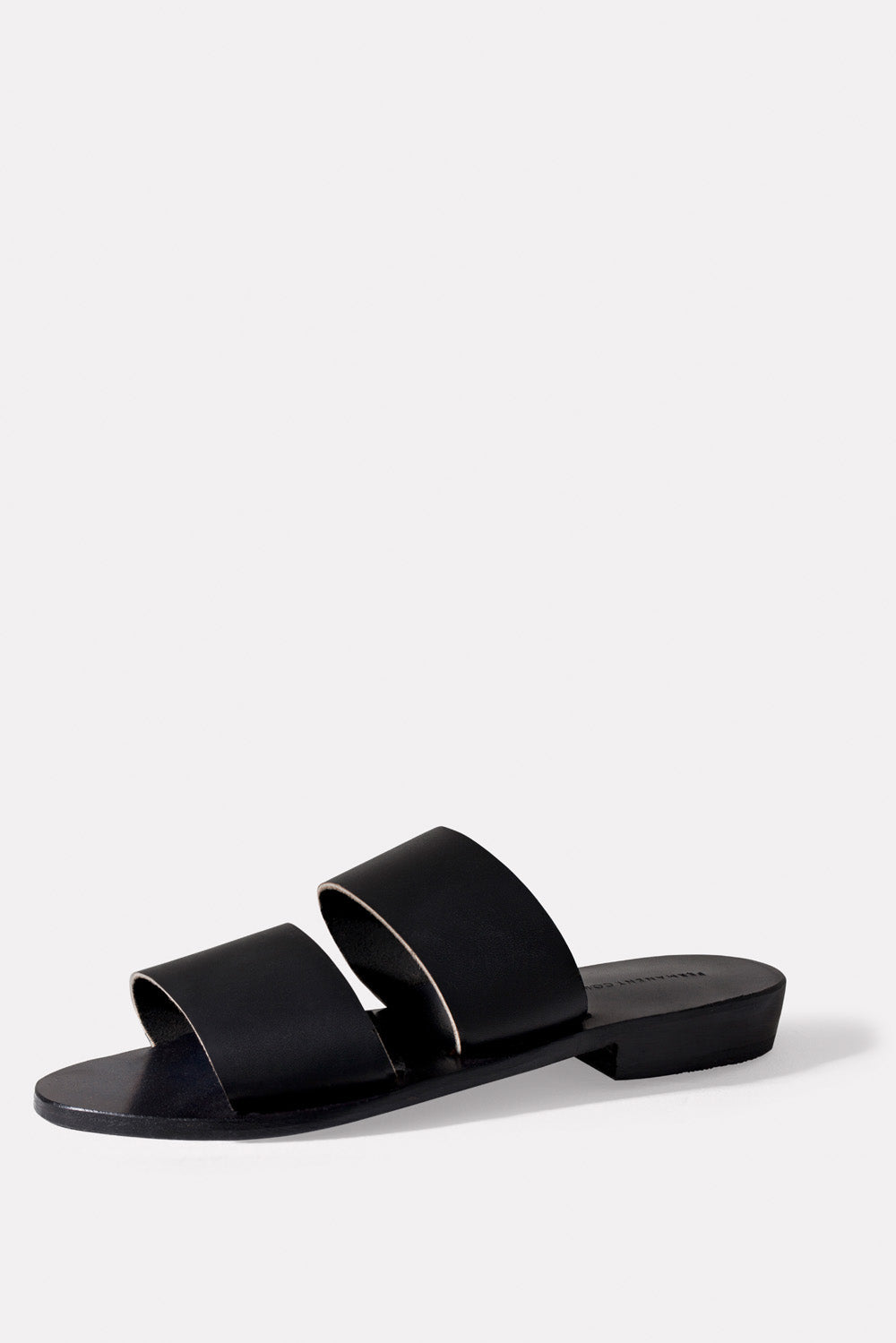 Permanent Collection Black Pia Sandals 2