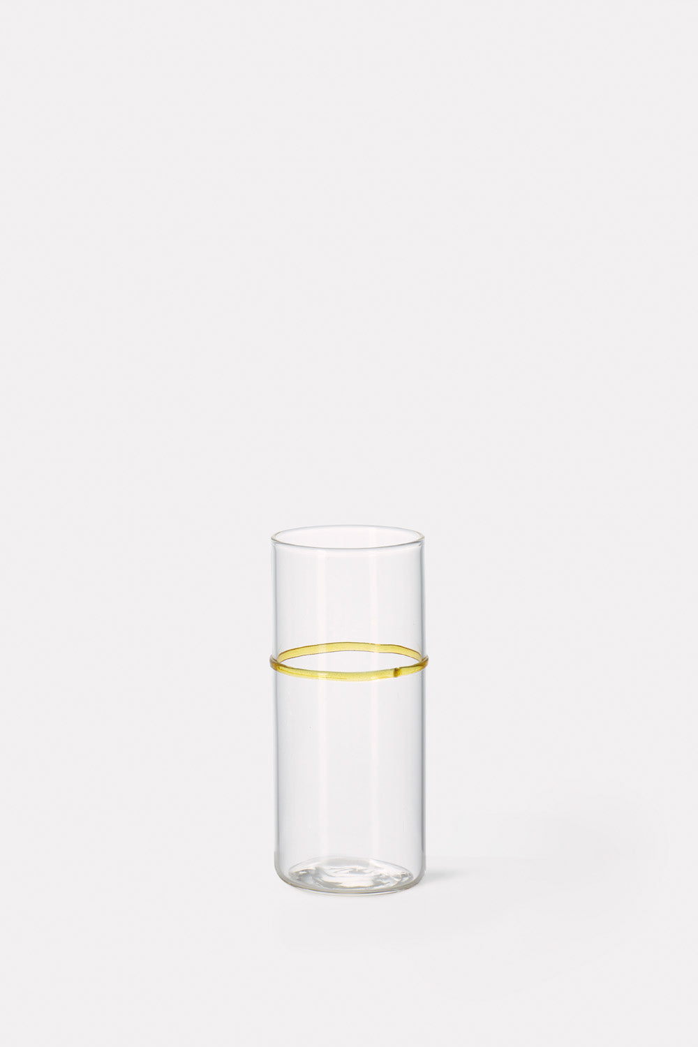 ACQUA E VINO - Yellow glass – Tall