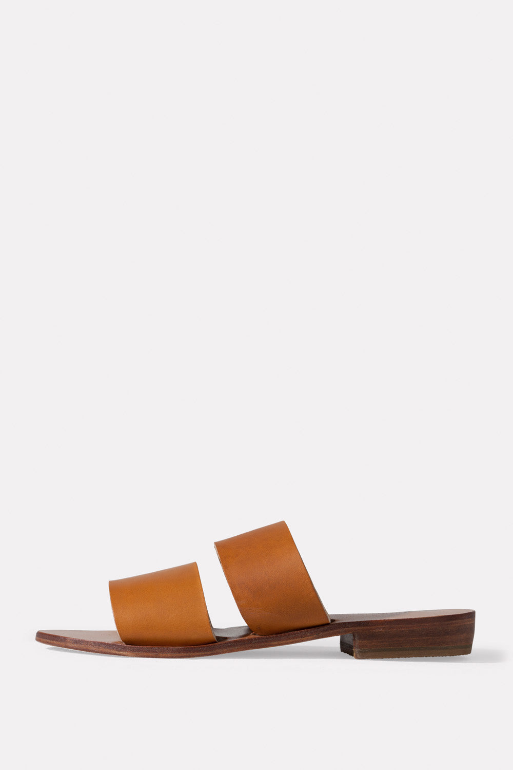 Permanent Collection Brown Pia Sandals 3