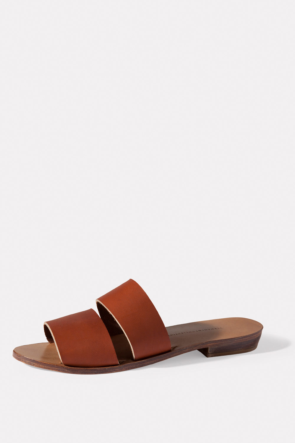 Permanent Collection Chestnut Pia Sandals 2