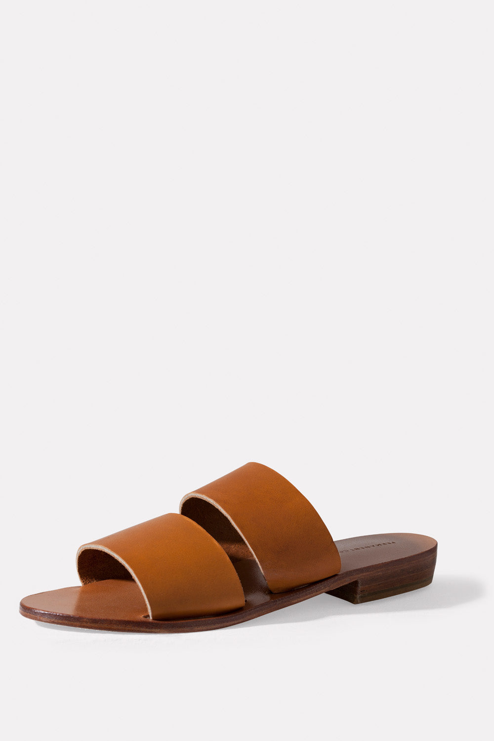 Permanent Collection Brown Pia Sandals 2