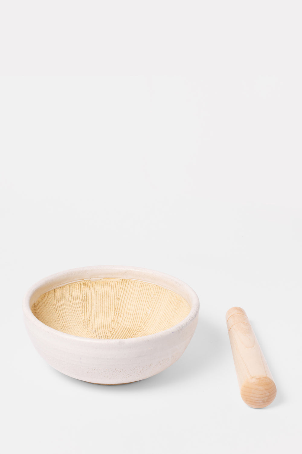 ALICE'S MORTAR AND PESTLE