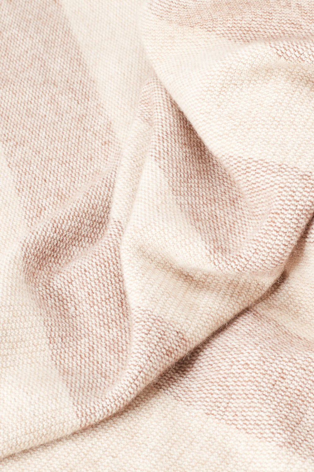 EXMOOR THROW - Sandstone
