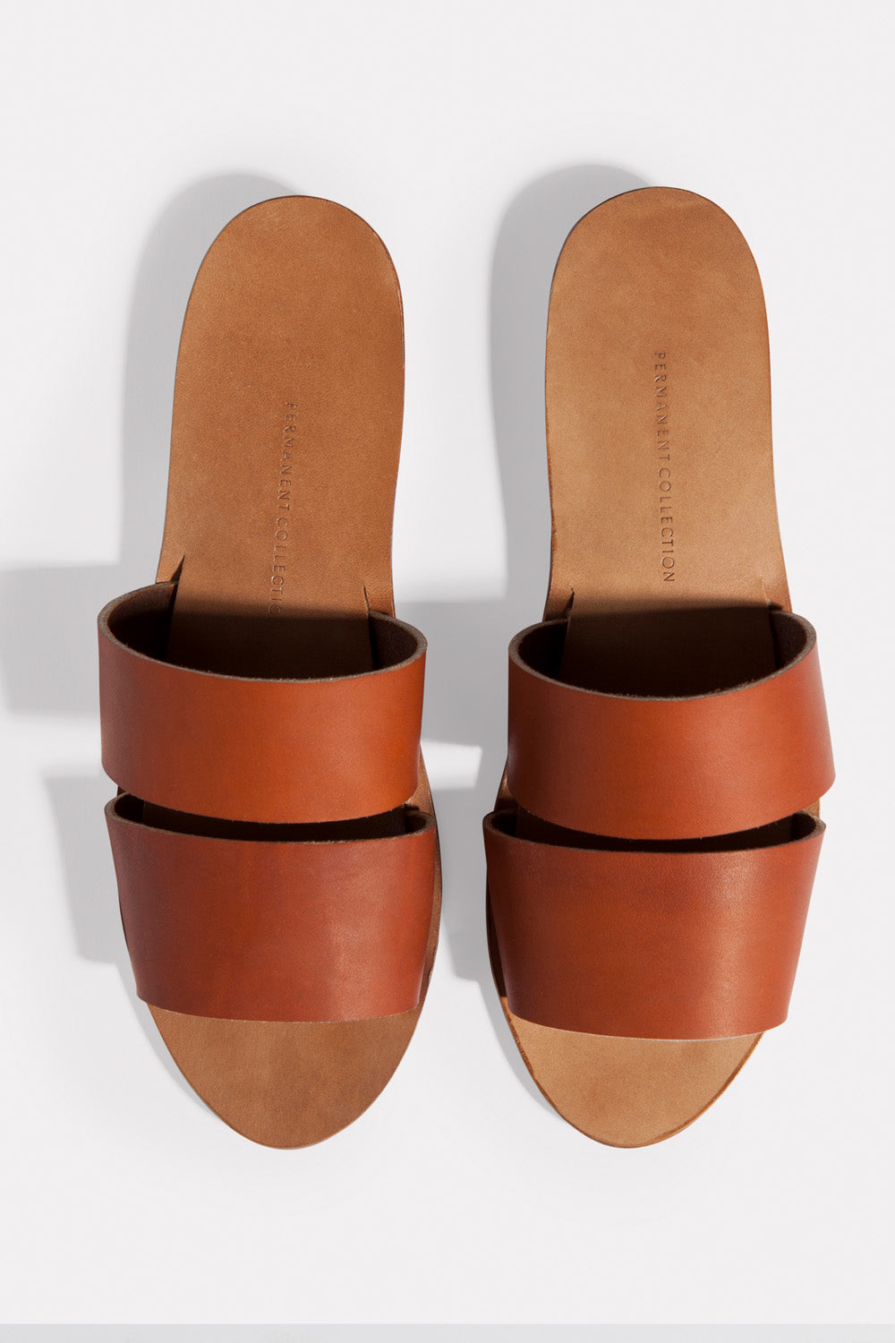 Permanent Collection Chestnut Pia Sandals 1