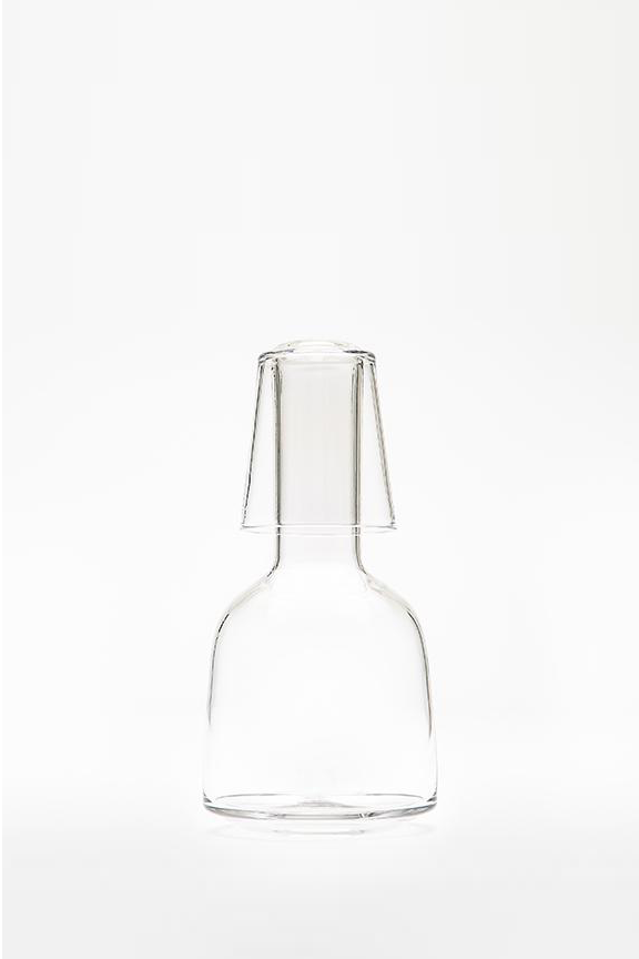 Carafe and Cup set - Clear