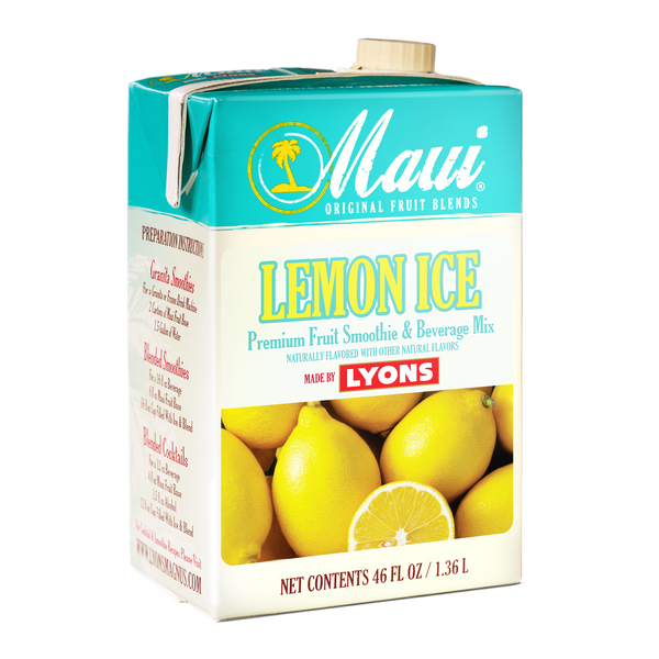 Lemon Ice Smoothie Mix