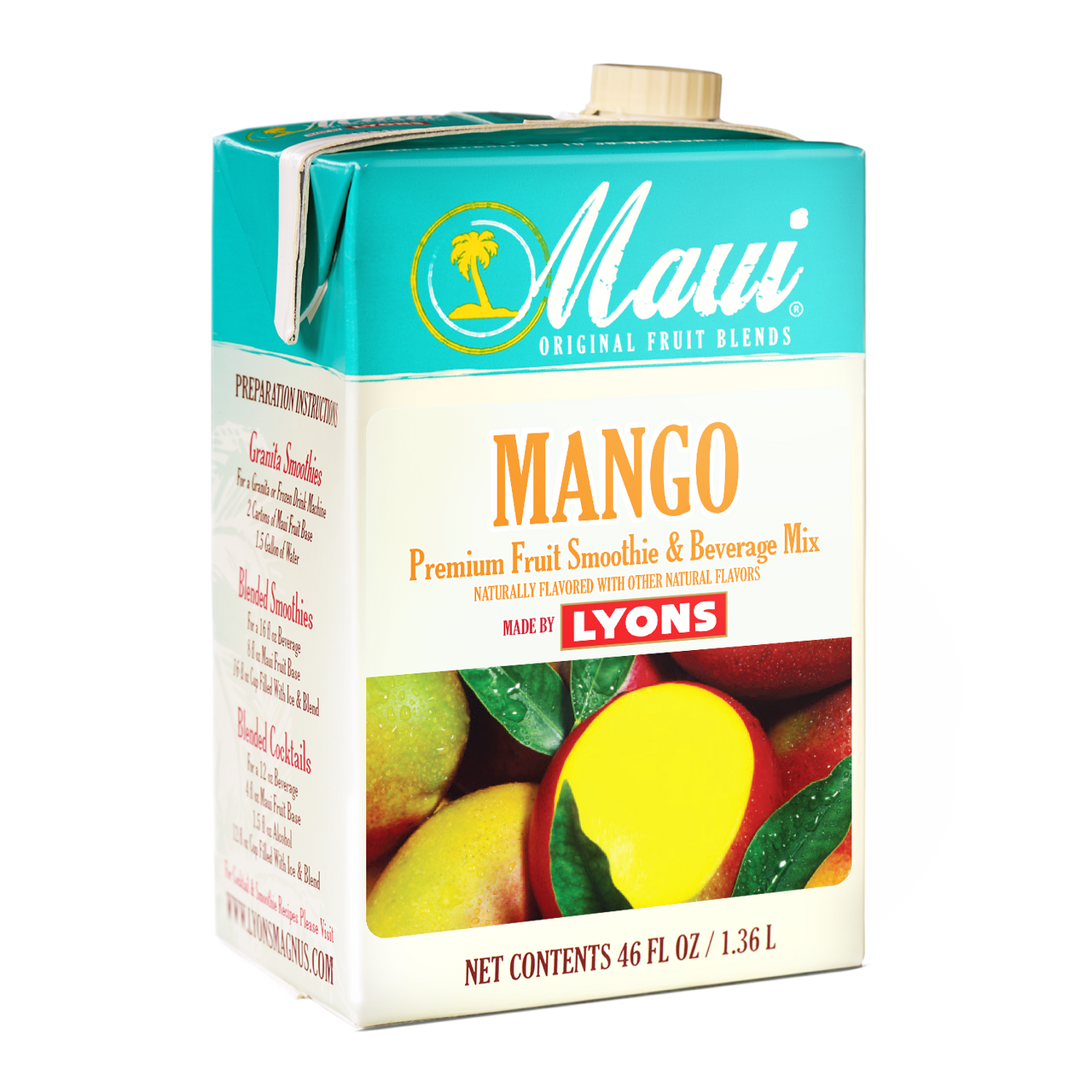 Mango Smoothie Mix
